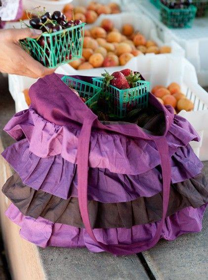 Blueberry Pie Laundry Bag | moxii