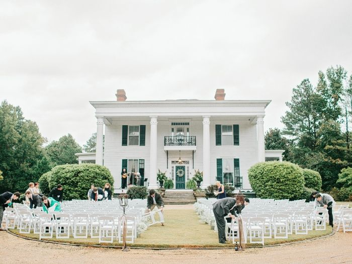 Fair Havens Plantation Wedding Graham Hannah