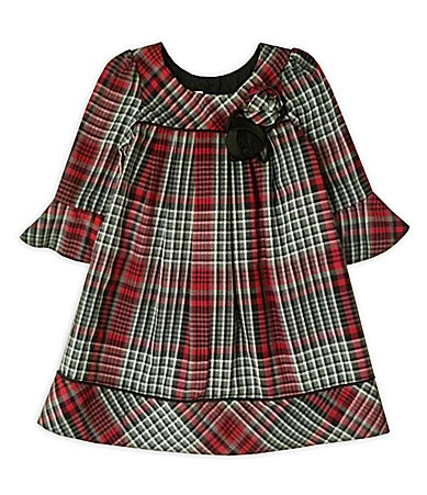 Laura Ashley London 2T6X Plaid Dress #Dillards