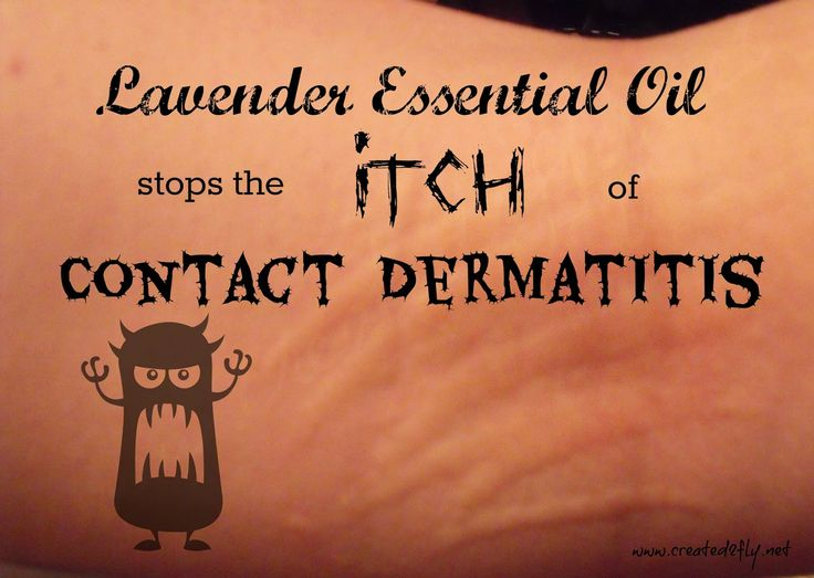 The GRAY Area: Stop The Itch of Contact Dermatitis