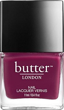 A stunning, elegant and classy lacquer. Red wine meets cranberry in this regal creme. A nail lacquer fit for a queen.