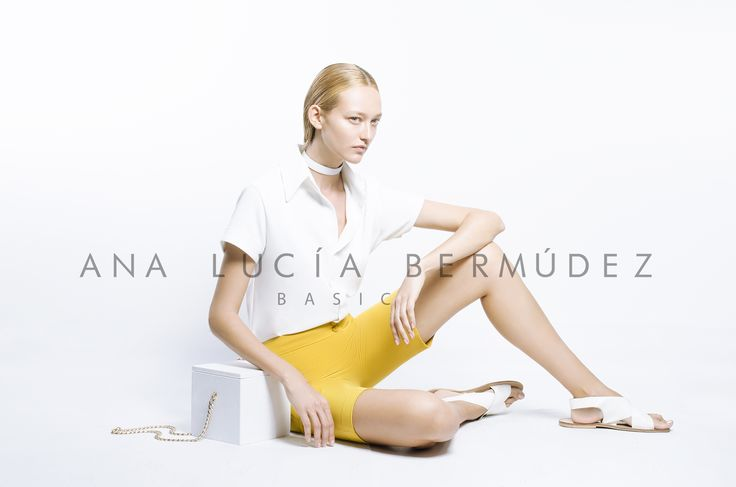 New Line by Ana Lucia Bermúdez Producción y Fotografia avsuproductions Model Lana Zhelezova #fashiondesigner #fashion #designer #AnaLuciaBermudez #new #newcollection #collection #newline #line #cali #colombia #decaliparaelmundo #newtalent #talent #outfit #editorial #magazine #AVSU #styling #model #black #style #makeup #details #photograpy #beautiful #minimalist #minimal #red #sexy #happy #supermodel #creativity #pant #sandals #white #bag