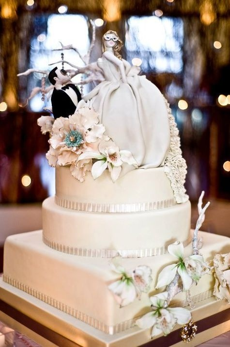 masquerade wedding cake 17 best images about decorated cakes novelty on 17225