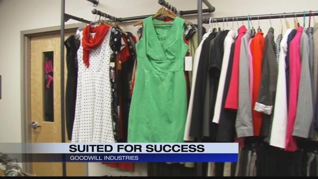 40 best goodwill of west michigan images on pinterest michigan suited for success is a boutique created at goodwill industries in charleston wv its purpose is to provide free clothing for men and women who are looking fandeluxe Gallery