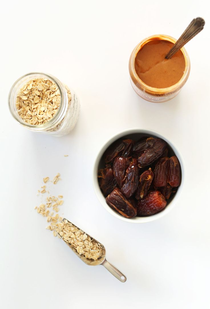 3-ingredient Vegan Peanut Butter Larabars! #vegan #glutenfree