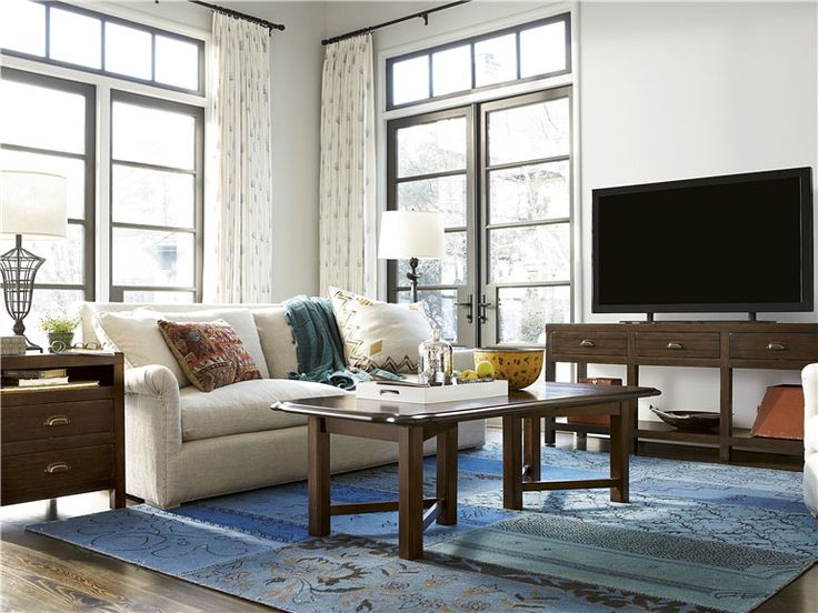 Univeral Furniture sets a great example of how stylish your home can be!