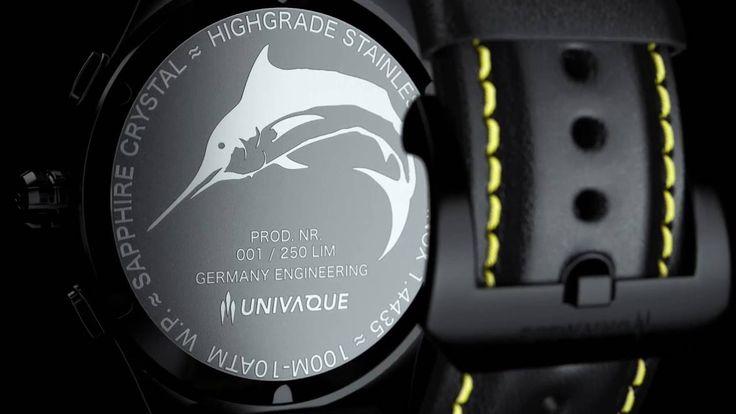 UNIVAQUE Watches Company - Presents High Quality Materials