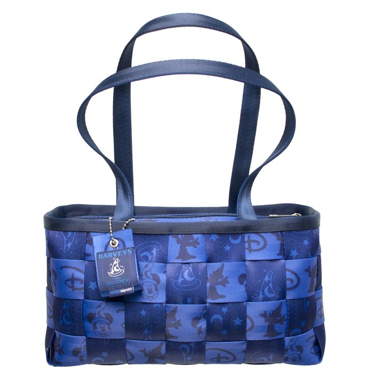 disney harvey bag   The New Seatbeltbags from HARVEYS features Sorcerer Mickey and Classic ...