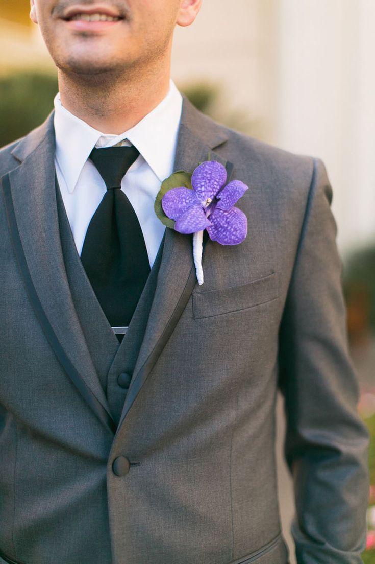 wedding groom responsibility flowers