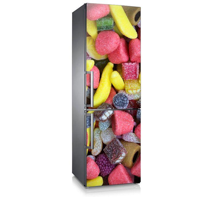 10 ideas sobre vinilos nevera en pinterest vinilos para - Frigorificos sin congelador ...