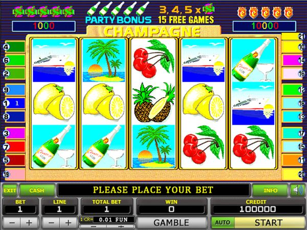 Игровые автоматы бесплатно шампанское вулкан казино как снять деньги