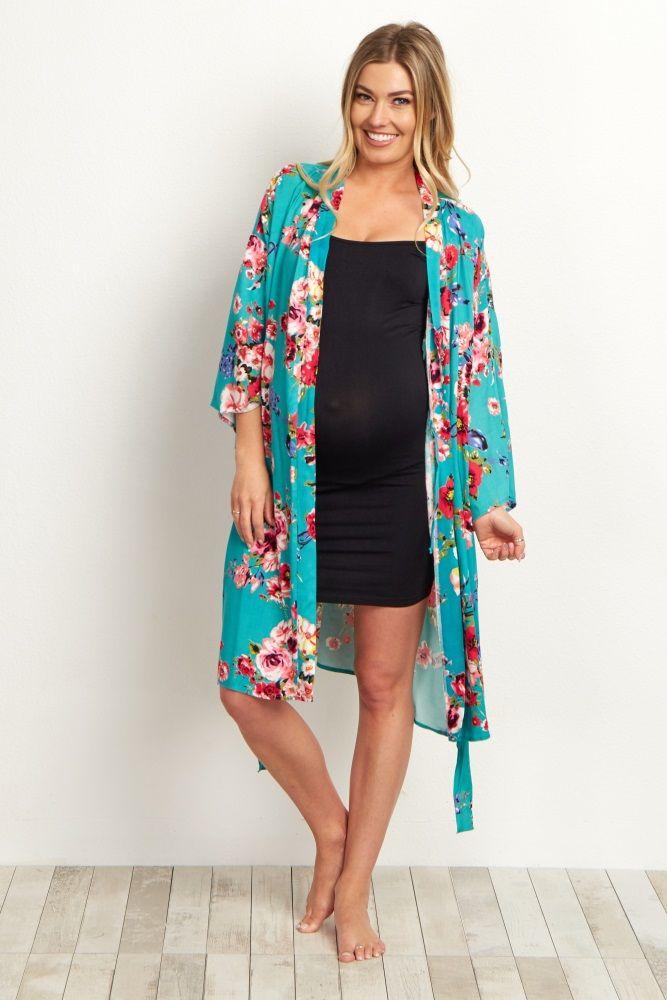 Jade-Floral-Dressing-Robe
