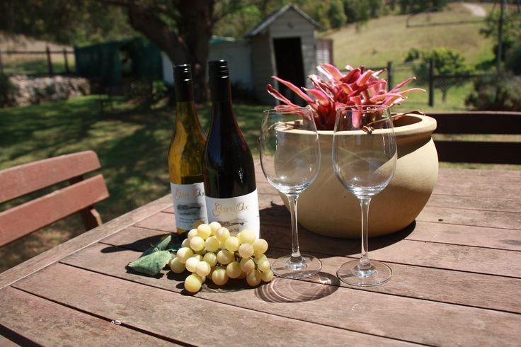 #OldHillsideHomestead #GlenOakWInes #Accommodation #Wines #HunterValley #Pokolbin