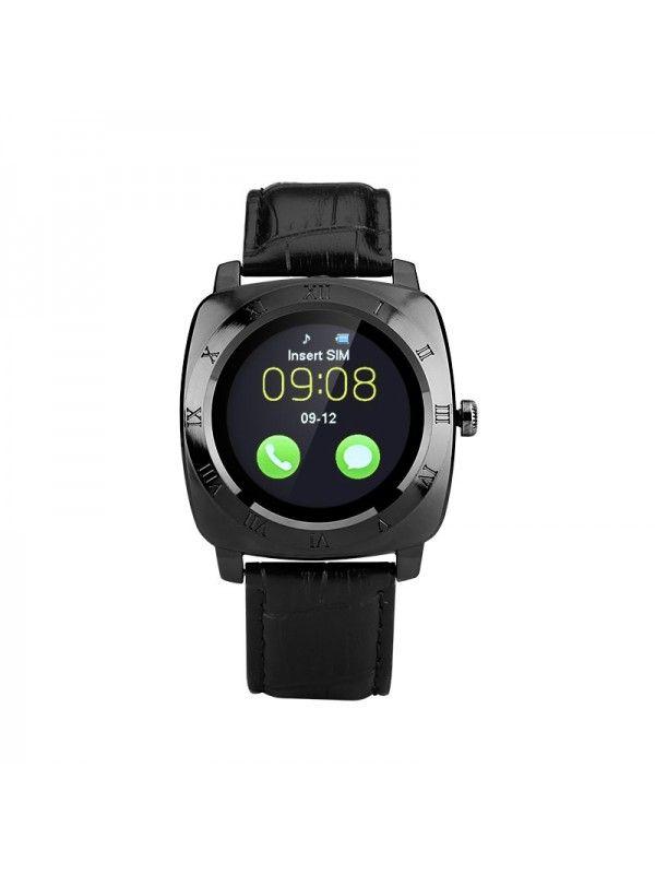 Iradish X3 Smartwatch (Black)