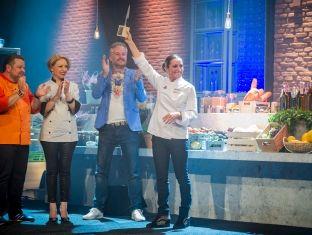 TOP CHEF. 2ª temporada. ANTENA 3. Concurso de cocina con los chefs españoles más reconocidos.