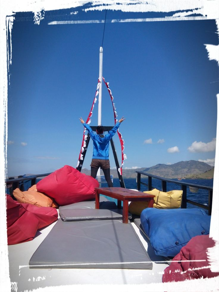 Blue of Indonesia