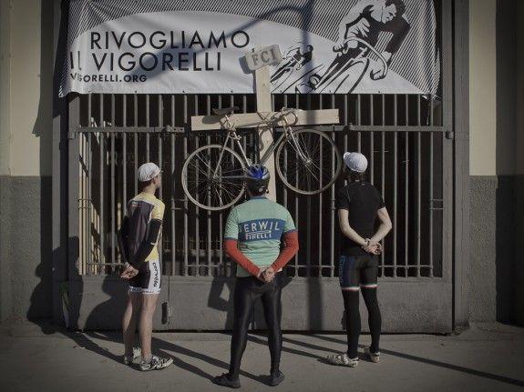 Rivogliamo il Vigorelli!  www.vigorelli.org