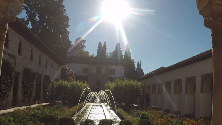 Супер Сооружение - Альгамбра Гранада Испания