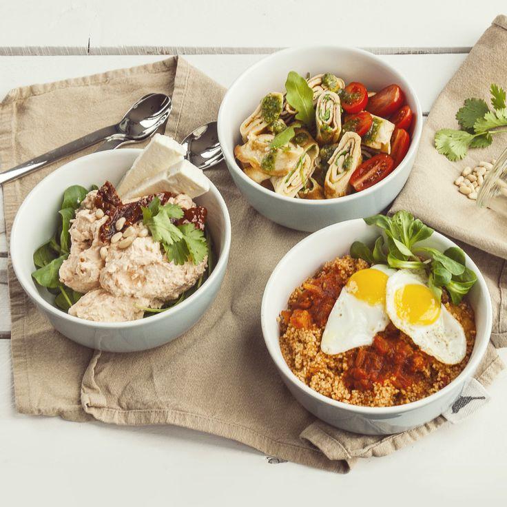 Troje ľahké a zdravé raňajky
