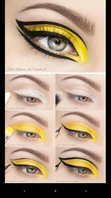 Minion make up