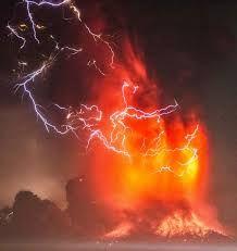 Resultado de imagen para volcan calbuco erupcion