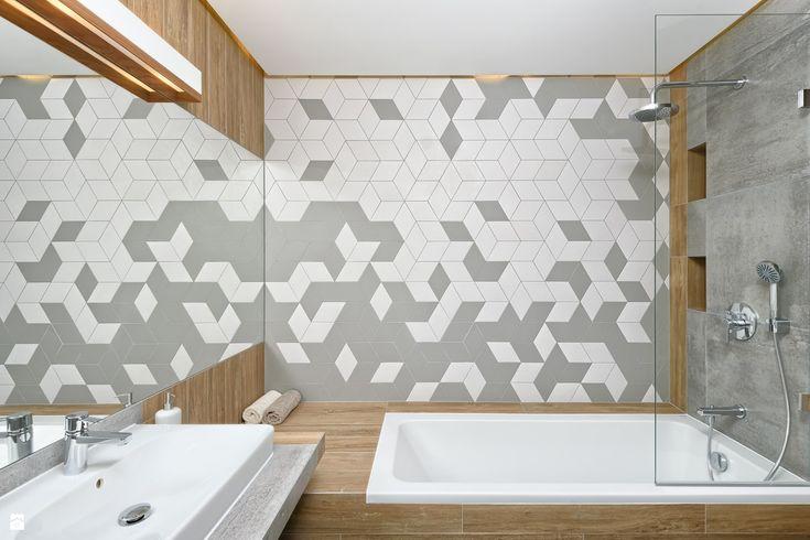 Łazienka styl Skandynawski - zdjęcie od Partner Design - Łazienka - Styl Skandynawski - Partner Design