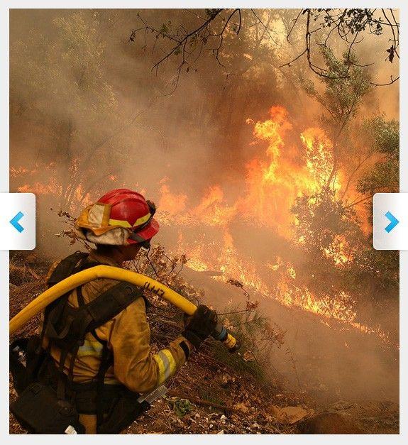 Please Begin Yarnell Hill Fire Chapter XXVI Here