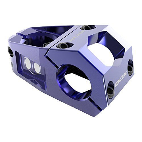 Cycle Group BX-ST13D1848-BL Box Delta BMX Stem, Blue by Cycle Group. Cycle Group BX-ST13D1848-BL Box Delta BMX Stem, Blue. 31.8mm Clamp, 48mm.