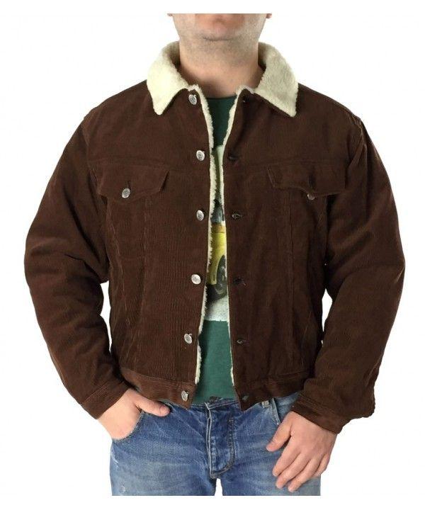 Κοτλέ μπουφάν Red Rock 71600 (Καφε) #χειμωνιατικαμπουφαναντρικα #εκπτωσεις #προσφορες #menjacket