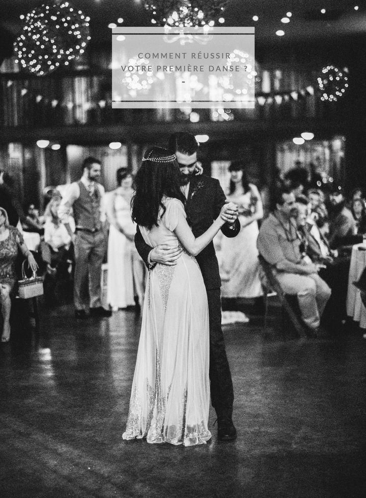 Conseils, astuces et playlists pour une première danse de jeunes mariés réussis par Dance Police à découvrir sur le blog mariage La mariée aux pieds nus.