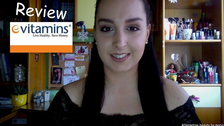 Evitamins review: Όλα τα προϊόντα σε ένα βίντεο  Alternative beauty