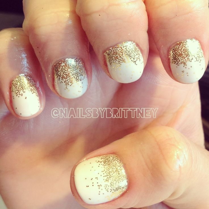 Gold For Prom Nail Ideas: 25+ Best Ideas About Gold Gel Nails On Pinterest