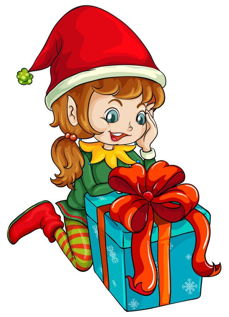 78 best Christmas Cartoon Elves images on Pinterest  Leprechaun