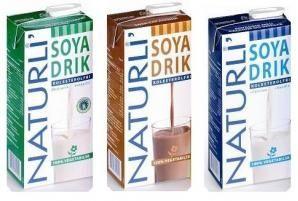 Pas på med soya-mælken