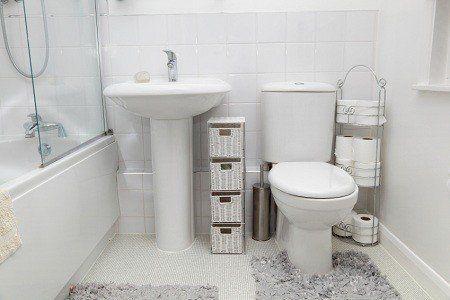 Make Your Small Bathroom Bigger   DoItYourself.com