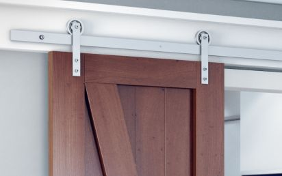 Open Square Rail Timber 150