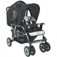 How the Twin #Baby stroller Could Make Life Easier
