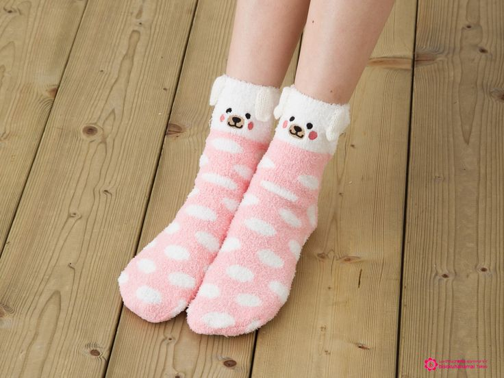 room socks dog JPY340(without TAX)