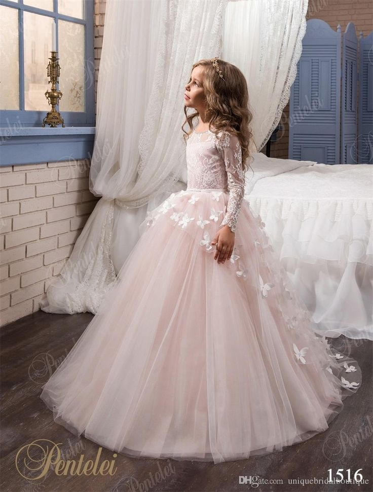 I found some amazing stuff, open it to learn more! Don't wait:http://m.dhgate.com/product/butterfly-flower-girls-dresses-2017-pentelei/391014023.html