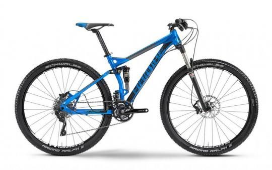 Biciclete MTB Full suspension Haibike