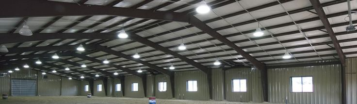 Our steel framed buildings are engineered to meet any local building code requirements so permit approval is a breeze.