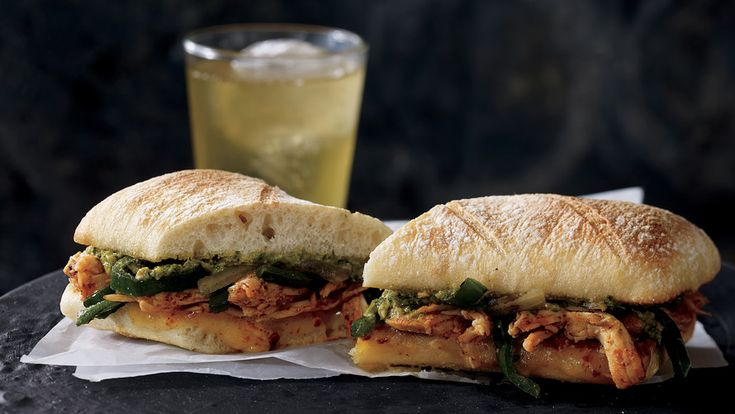 Starbucks Ancho-Chipotle Chicken Panini
