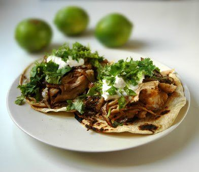Pinterest | Chicken Tacos, Lime Chicken Tacos and Lime Chicken