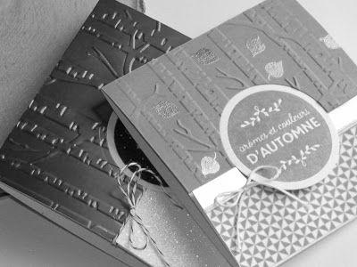Stamp 2 LiNotte: Entre les branches - Stampin' Up ! Artisan Blog Hop - Septembre #4
