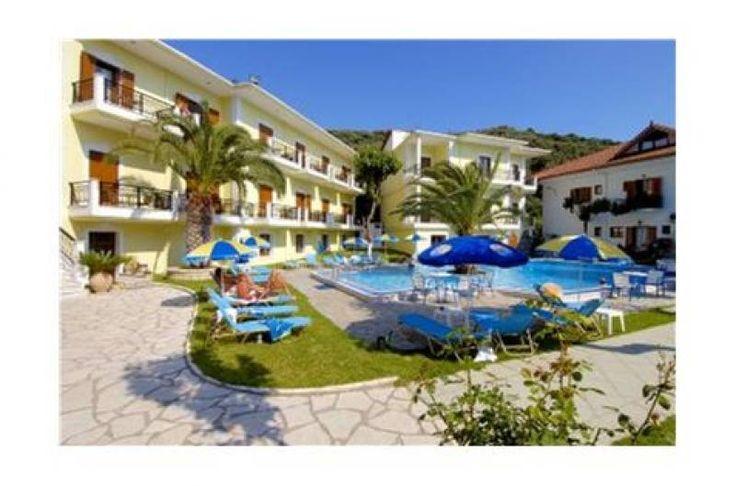 Hotel Rezi - Parga - Griekenland - 2013