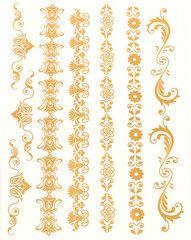 Mermaid Tattoo #7  idr 100,000 or $10/sheet (1 sheet contains 7-14 tattoos depends on the design)  FREE ongkir seluruh Indonesia ✈️ shipping worldwide  LINE : reginagarde  shop online www.reginagarde.com