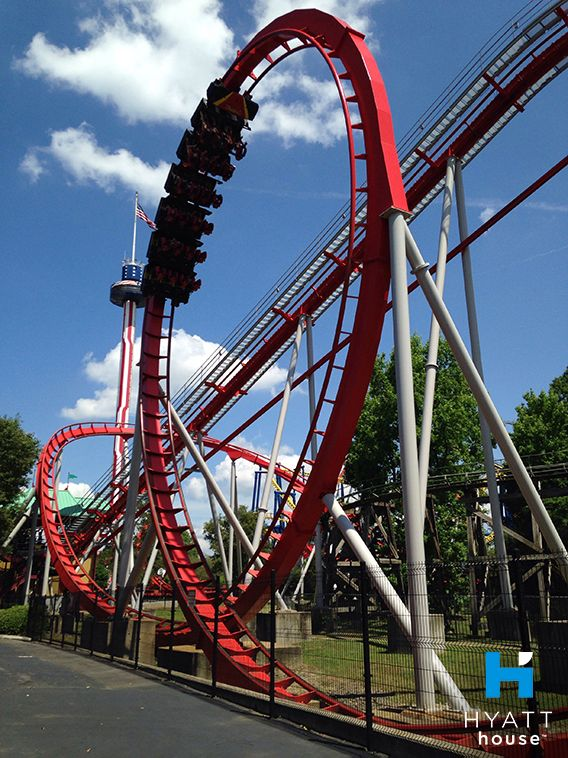Known as one of the best entertainment destinations of the Carolinas, Carowinds is only a 20-minute drive from Hyatt House Charlotte Airport.