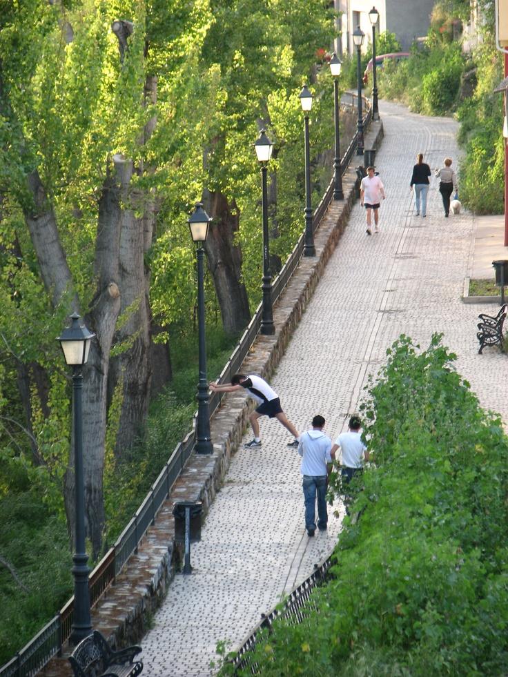popular chicas paseo en Badajoz