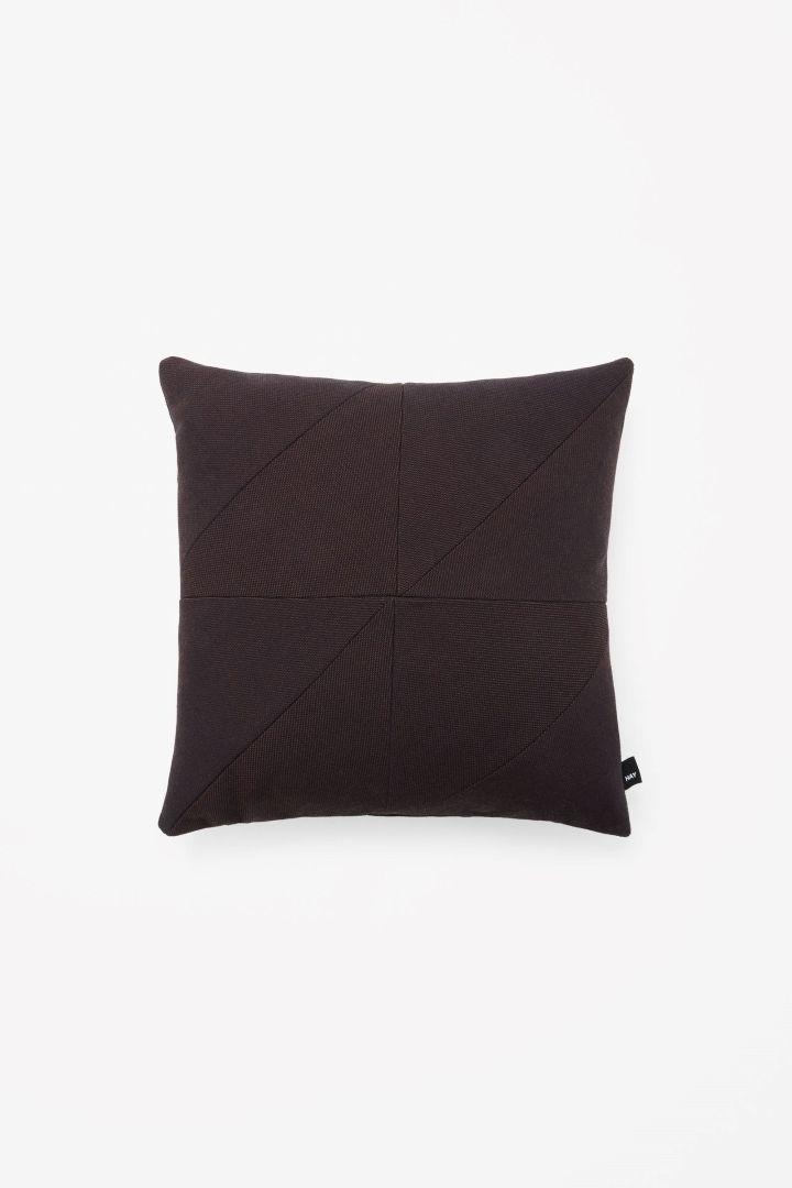 COS | Square puzzle cushion