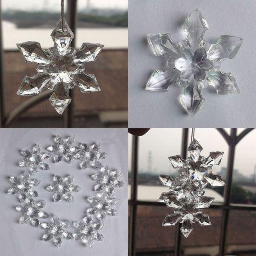 12pcs-Christmas-Snowflakes-Ornaments-Festival-Party-Xmas-Tree-Hanging-Decoration